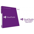 Microsoft Visual Studio Team Foundation Server 2013 Russian Russia Only DVD