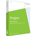 Microsoft Project Standard 2013 - 1 PC English (076-05069-ESD)