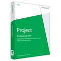 Microsoft Project Professional 2013 - 1 PC English (H30-03676-ESD)